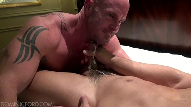 real boyfriends Mitch Vaughn Spencer Williams 006 Ripped Muscle Hunk Strips Naked and Strokes His Big Hard Cock for at Dominic Ford photo1 - Dominic Ford: real boyfriends Mitch Vaughn and Spencer Williams