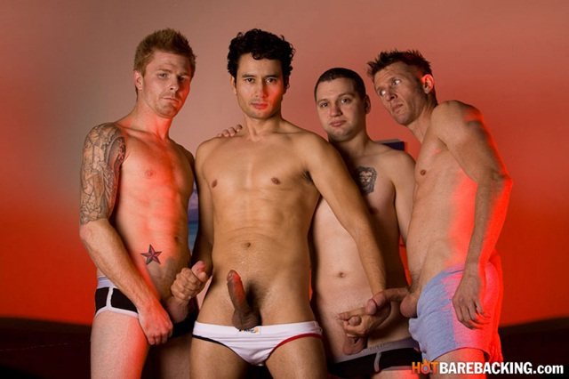 Gabriel DAlessandro Zach OMally Kirby Thomas Chad Brooks Hot Barebacking 01 Ripped Muscle Bodybuilder Strips Naked and Strokes His Big Hard Cock torrent photo1 - Gabriel D'Alessandro, Kirby Thomas, Zach O' Mally and Chad Brooks