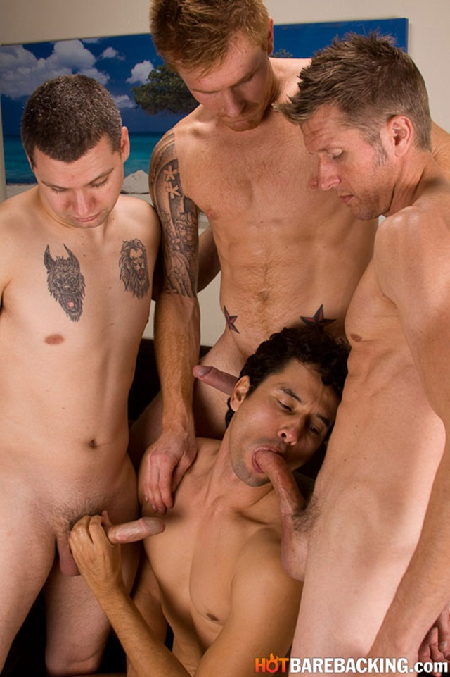 Gabriel DAlessandro Zach OMally Kirby Thomas Chad Brooks Hot Barebacking 03 Ripped Muscle Bodybuilder Strips Naked and Strokes His Big Hard Cock torrent photo1 - Gabriel D'Alessandro, Kirby Thomas, Zach O' Mally and Chad Brooks