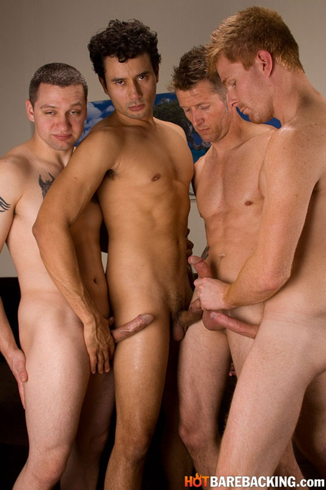 Gabriel DAlessandro Zach OMally Kirby Thomas Chad Brooks Hot Barebacking 06 Ripped Muscle Bodybuilder Strips Naked and Strokes His Big Hard Cock torrent photo1 - Gabriel D'Alessandro, Kirby Thomas, Zach O' Mally and Chad Brooks