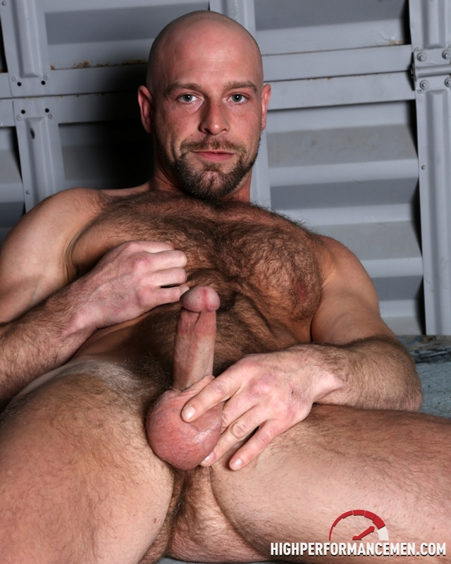 Hairy-muscle-body-Dirk-Willis-strokes-huge-cock-High-Performance-Men-06-photo