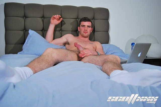 Foot Fetish Sneaker Dirty Socks  Scottxxx  Gay Porn -7107