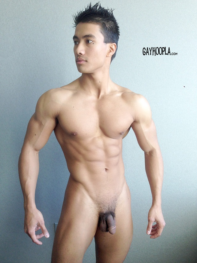 Muscular filipino gay men