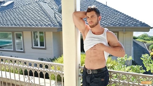Chuck-Next-Door-Male-gay-porn-stars-naked-men-nude-young-guy-video-huge-dick-big-uncut-cock-hung-stud-002-gallery-photo