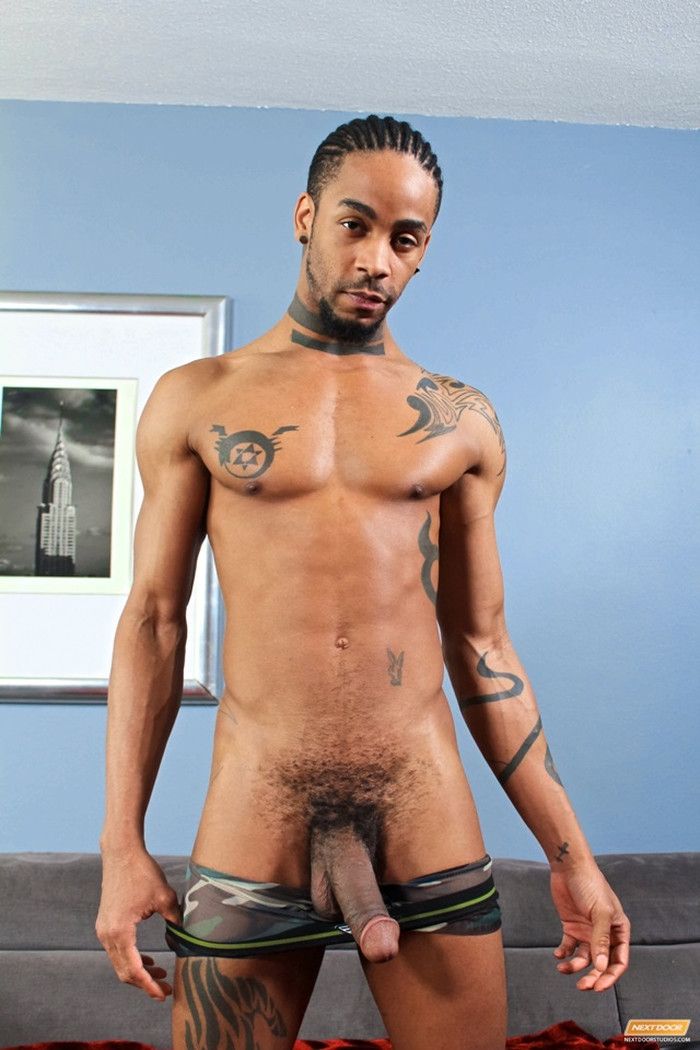 Consider, Black african american men nude above told