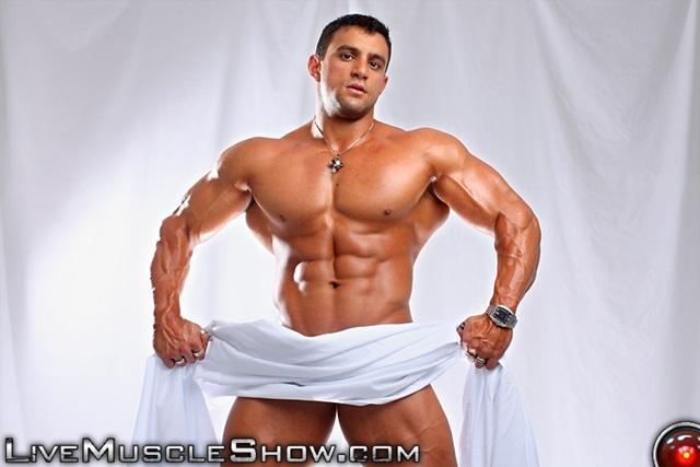 Macho Nacho | Gay Porn Star Pics | Naked Bodybuilder | Big ...