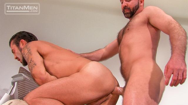 Titan-Men-gay-porn-stars-George-Ce-Josh-West-sucks-uncut-cock-gags-013-male-tube-red-tube-gallery-photo