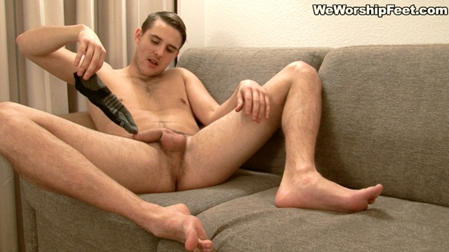 We-Worship-Feet-Sexy-young-stud-Pete-jerks-big-cock-sweaty-socks-foot-orgasm-cumming-bare-feet-005-male-tube-red-tube-gallery-photo