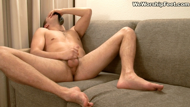 We-Worship-Feet-Sexy-young-stud-Pete-jerks-big-cock-sweaty-socks-foot-orgasm-cumming-bare-feet-009-male-tube-red-tube-gallery-photo