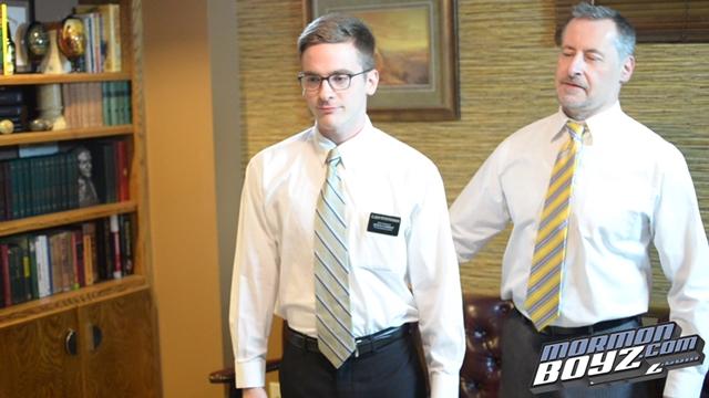 MormonBoyz Mormon Boyz Elder Kensington shaved balls Mormons tight underwear scrotum sperm priesthood 001 male tube red tube gallery photo - Elder Kensington