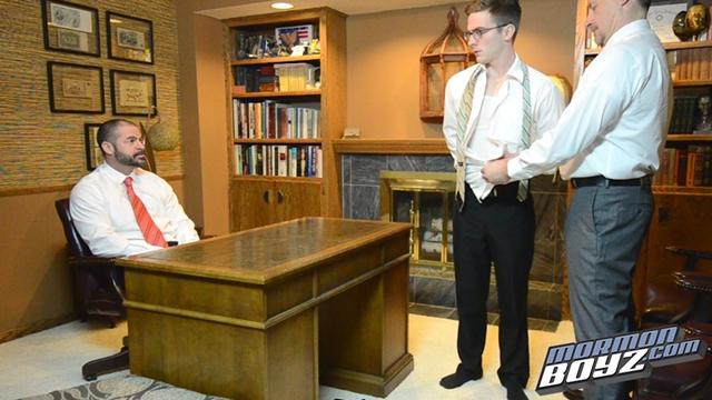 MormonBoyz Mormon Boyz Elder Kensington shaved balls Mormons tight underwear scrotum sperm priesthood 003 male tube red tube gallery photo - Elder Kensington