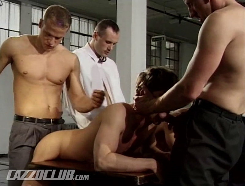 CazzoClub-Erik-Finnegan-all-fours-tied-straps-suck-assholes-suited-masters-Thom-Barron-fucks-from-behind-slaves-fucked-cock-cum-014-tube-download-torrent-gallery-sexpics-photo
