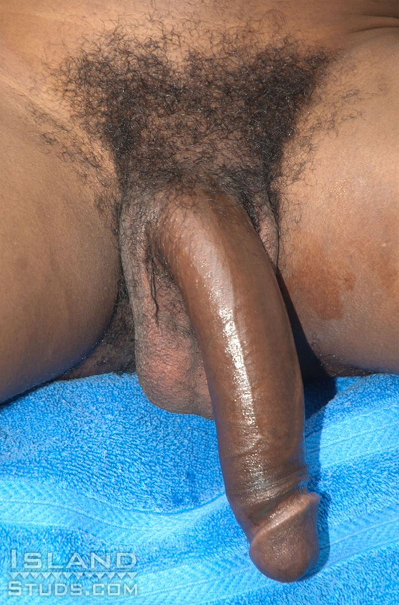 Black men cock tube