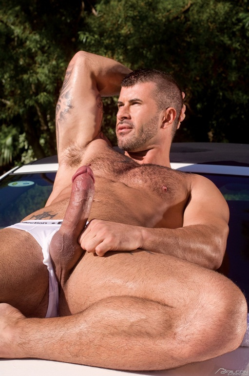 Amazing gay scene lucas gets caught playing 2