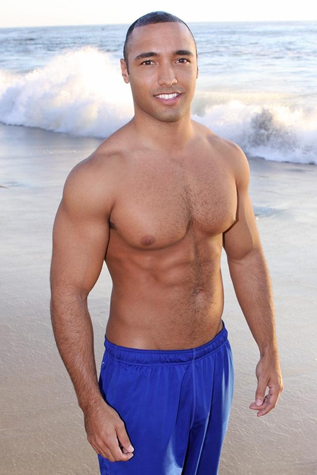 Black muscle straight guy Pete Sean Cody 01 photo - Black muscle straight guy Pete at Sean Cody