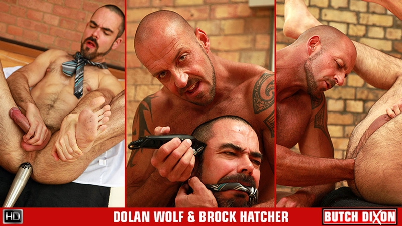 butch dixon  ButchDixon Brock Hatcher Dolan Wolf skin head fist pervy lad cum load rock hard big uncut cock arse 015 tube download torrent gallery sexpics photo Brock Hatcher and Dolan Wolf