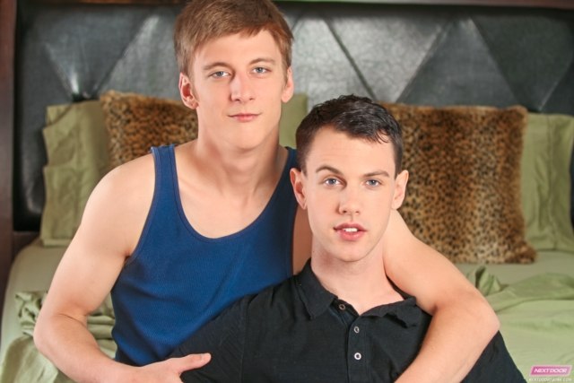 George Miles and Tyler Banks