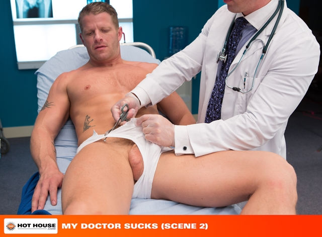 image Hunky male gay doctor gallery it was