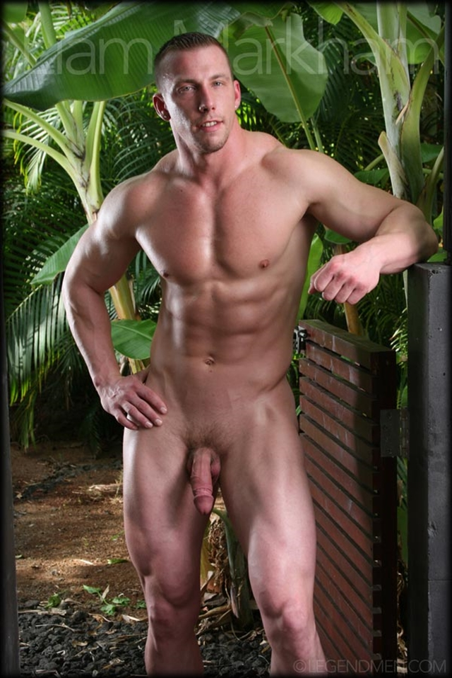from Eliseo beautiful gay muscular man