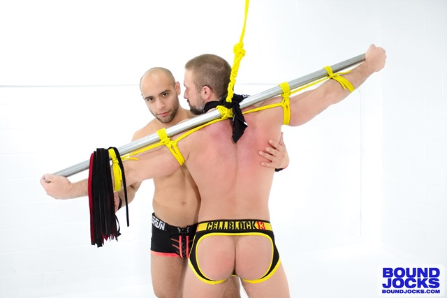 Leo Forte and Dirk Caber