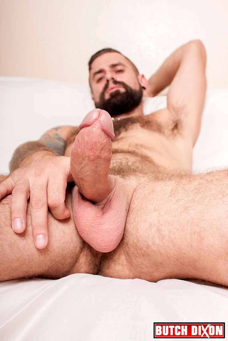 butch dixon  ButchDixon rugged John Shield masculine hairy working real mans man sexy hung dick over sexed jerking creamy jizz 016 tube video gay porn gallery sexpics photo John Shield solo jerk off