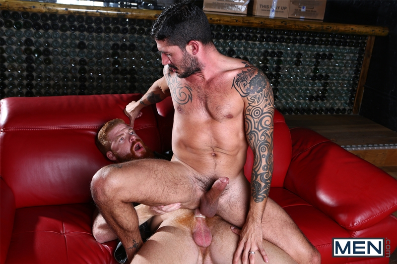 men  Men com Bennett Anthony fucks famous gay porn star Johnny Hazzard ginger pubes redhead big furry cock tight asshole 013 tube video gay porn gallery sexpics photo Bennett Anthony fucks gay porn star Johnny Hazzard's tight ass