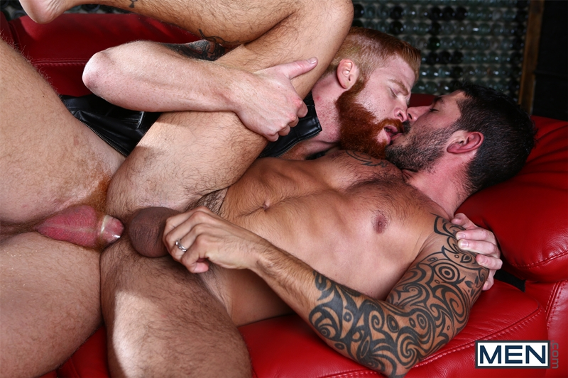 men  Men com Bennett Anthony fucks famous gay porn star Johnny Hazzard ginger pubes redhead big furry cock tight asshole 015 tube video gay porn gallery sexpics photo Bennett Anthony fucks gay porn star Johnny Hazzard's tight ass