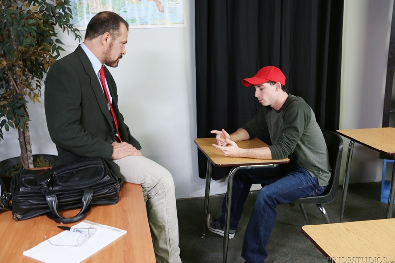 CockVirgins young twink Toby Springs fucked at school Max Sargent virgin boy ass huge cock teacher fucking student schoolboy class 003 gay porn video porno nude movies pics porn star sex photo - Max Sargent gives Toby Springs' virgin ass a deep intimate pounding