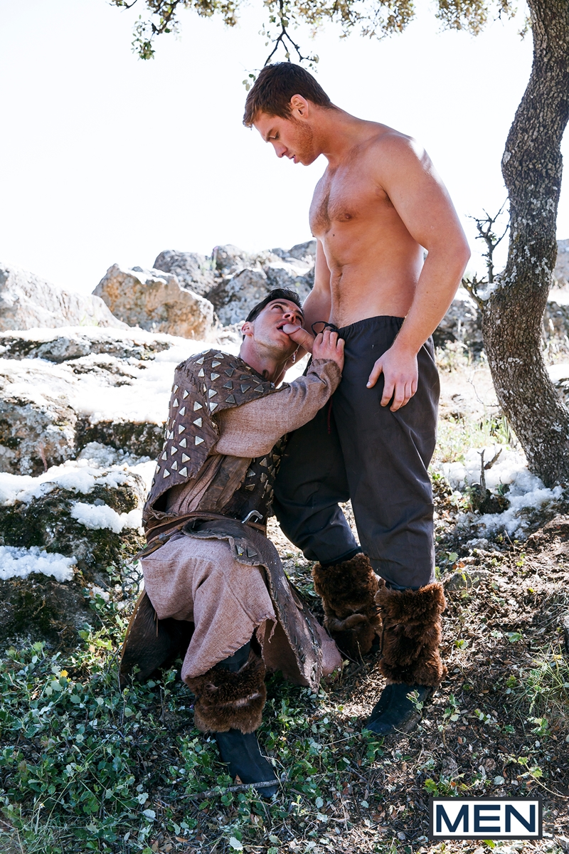 Men com Gay Of Thrones Paddy OBrian sucking first time big sexy cock Connor Maguire hunks fuck hairy muscle hunk smooth muscled boy 015 gay porn video porno nude movies pics porn star sex photo - Gay Of Thrones II Paddy O'Brian suck his first cock ever Connor Maguire gets lucky