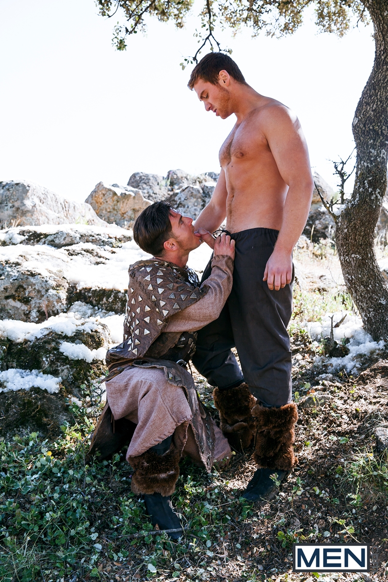 Men com Gay Of Thrones Paddy OBrian sucking first time big sexy cock Connor Maguire hunks fuck hairy muscle hunk smooth muscled boy 016 gay porn video porno nude movies pics porn star sex photo - Gay Of Thrones II Paddy O'Brian suck his first cock ever Connor Maguire gets lucky