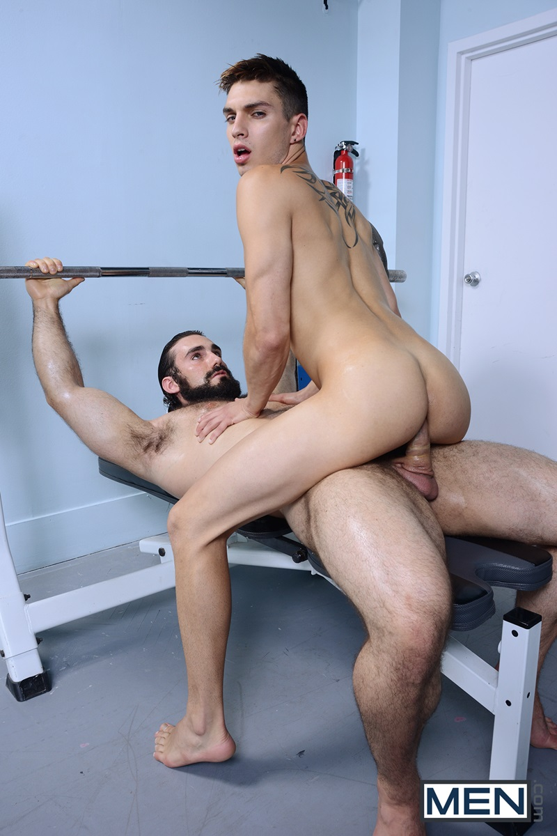 Men com sexy stud Anthony Verusso virgin anal dude Jaxton Wheeler sweet naked young boy sucks big thick cock fucking cocksucker 015 gay porn sex porno video pics gallery photo - Young sexy dude Anthony Verusso's tight asshole fucked by hairy stud Jaxton Wheeler
