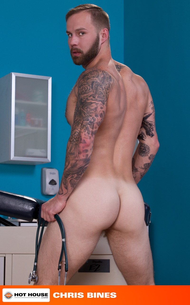 Hothouse-Medical-nurse-doctor-Chris-Bines-handsome-Alex-Mecum-fucking-butt-guy-bottom-massive-thick-cock-monster-hairless-ass-hole-rimming-04-gay-porn-star-sex-video-gallery-photo
