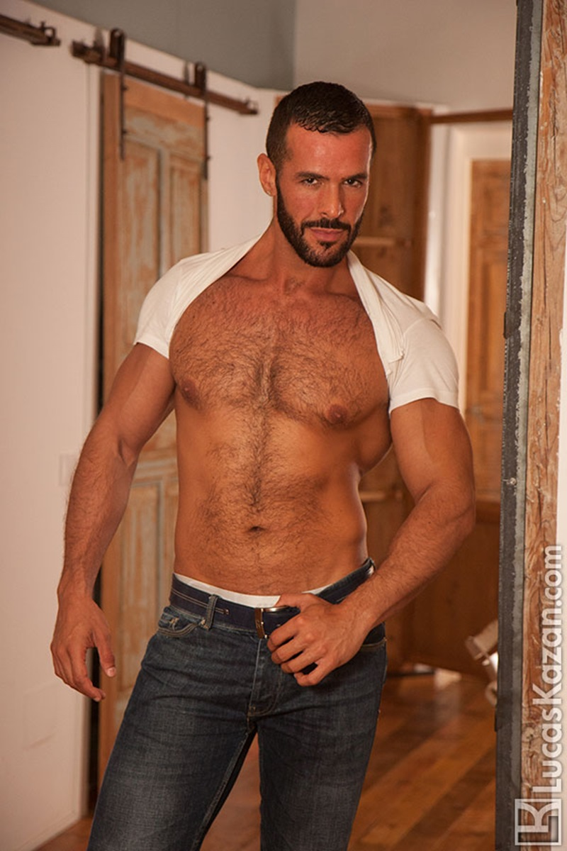 LucasKazan-sexy-Spanish-muscle-hunk-Denis-Vega-hairy-chest-Spaniard-real-muscled-man-huge-erect-dick-tanned-dark-hair-ripped-six-pack-abs-06-gay-porn-star-sex-video-gallery-photo
