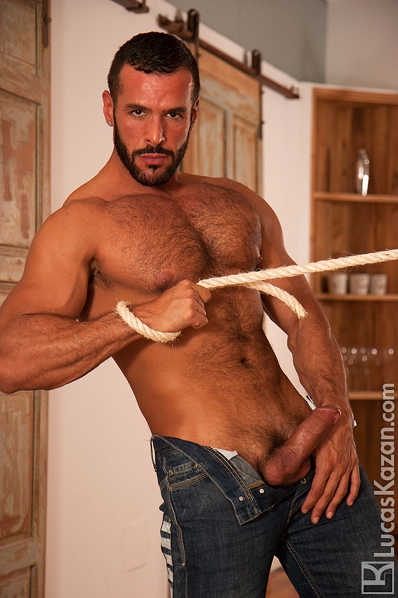 LucasKazan-sexy-Spanish-muscle-hunk-Denis-Vega-hairy-chest-Spaniard-real-muscled-man-huge-erect-dick-tanned-dark-hair-ripped-six-pack-abs-15-gay-porn-star-sex-video-gallery-photo