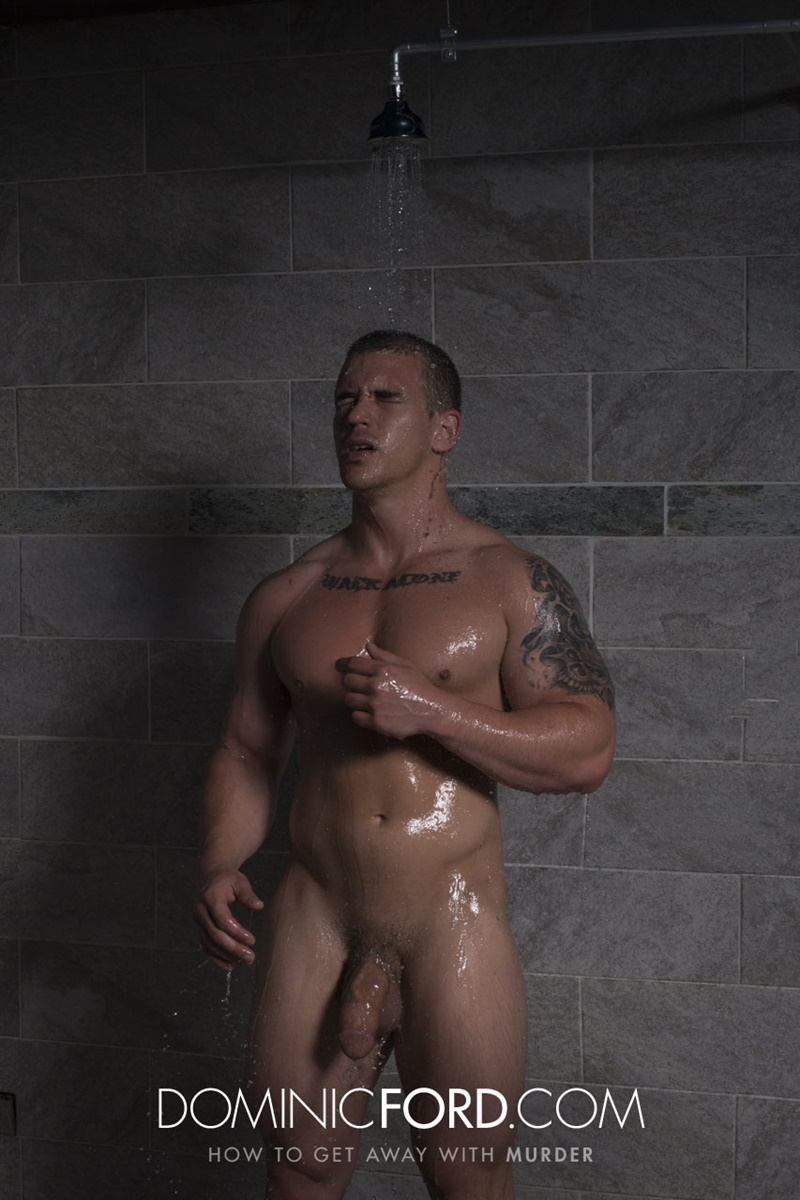 DominicFord hot naked ripped big muscle men Adam Bryant Javier Cruz huge dick fucking anal bubble butt asshole muscled dudes rimming 009 gay porn sex gallery pics video photo - Adam Bryant fucks the cum out of Javier Cruz's tight asshole