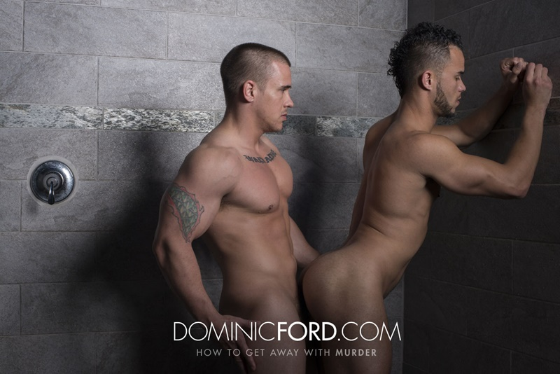 DominicFord hot naked ripped big muscle men Adam Bryant Javier Cruz huge dick fucking anal bubble butt asshole muscled dudes rimming 011 gay porn sex gallery pics video photo - Adam Bryant fucks the cum out of Javier Cruz's tight asshole