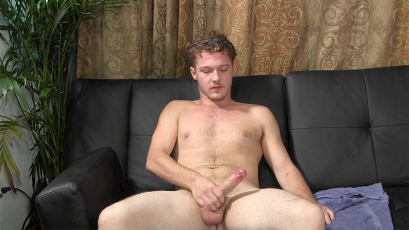 StraightFraternity naked hairy chested young stud 18 year old straight Jebediah jerks big long thick uncut cock cum eating jizz load 009 gay porn sex gallery pics video photo - 18 year old straight boy Jebediah jerks out a huge cumload