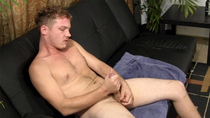 StraightFraternity naked hairy chested young stud 18 year old straight Jebediah jerks big long thick uncut cock cum eating jizz load 013 gay porn sex gallery pics video photo - 18 year old straight boy Jebediah jerks out a huge cumload