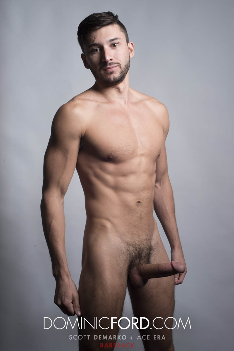 DominicFord hot naked big muscle dudes Bareback Scott DeMarco Breeds Osiris Blade raw big thick large dick sucking anal rimming 006 gay porn sex gallery pics video photo - Bareback: Scott DeMarco Breeds Osiris Blade's raw asshole