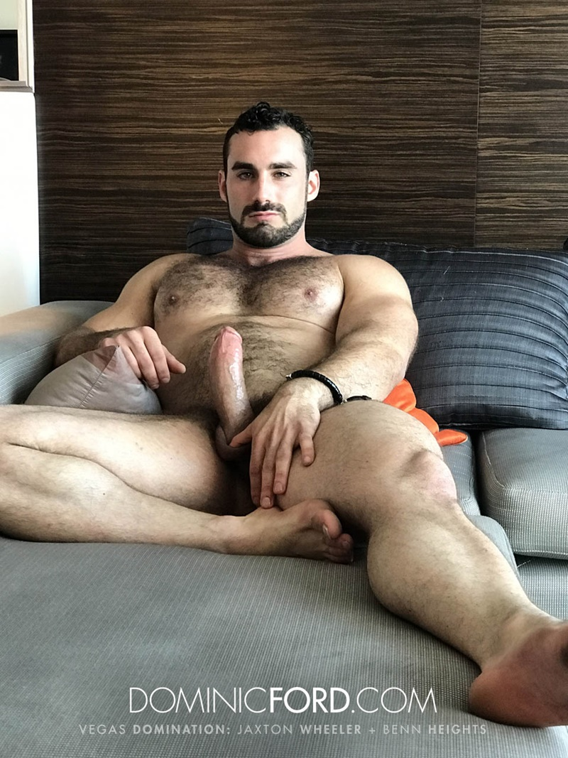 DominicFord Masculine muscular hairy hung aggressive Jaxton Wheeler dominates Coby Mitchell asshole big thick large dick sucking 002 gay porn sex gallery pics video photo - Masculine muscular hairy hung and aggressive Jaxton Wheeler dominates Coby Mitchell's asshole