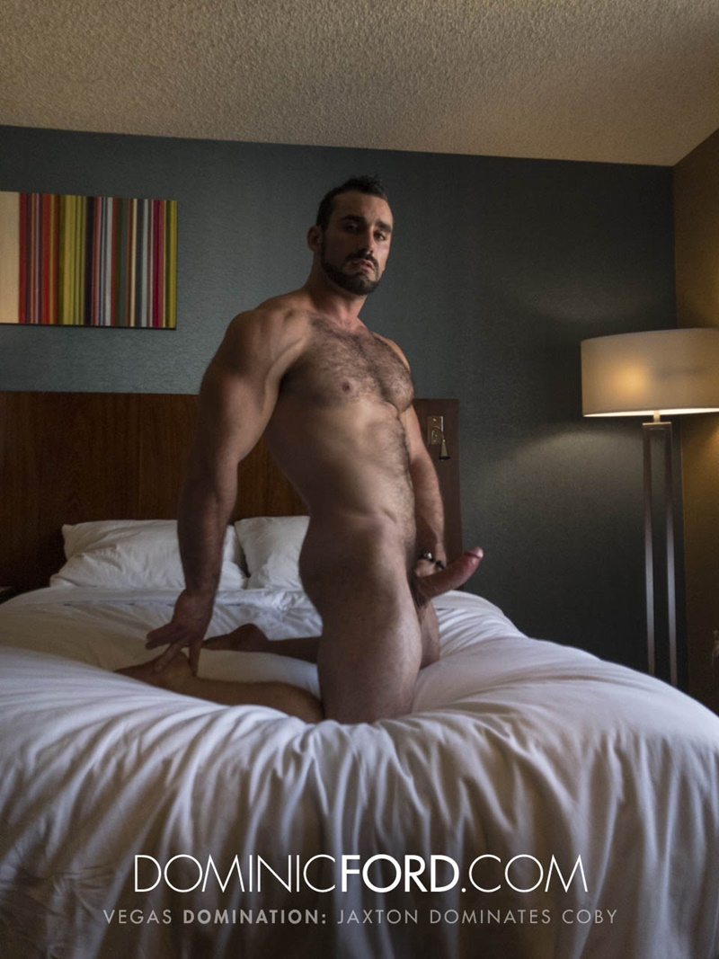 DominicFord Masculine muscular hairy hung aggressive Jaxton Wheeler dominates Coby Mitchell asshole big thick large dick sucking 003 gay porn sex gallery pics video photo - Masculine muscular hairy hung and aggressive Jaxton Wheeler dominates Coby Mitchell's asshole
