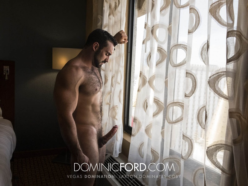 DominicFord Masculine muscular hairy hung aggressive Jaxton Wheeler dominates Coby Mitchell asshole big thick large dick sucking 005 gay porn sex gallery pics video photo - Masculine muscular hairy hung and aggressive Jaxton Wheeler dominates Coby Mitchell's asshole