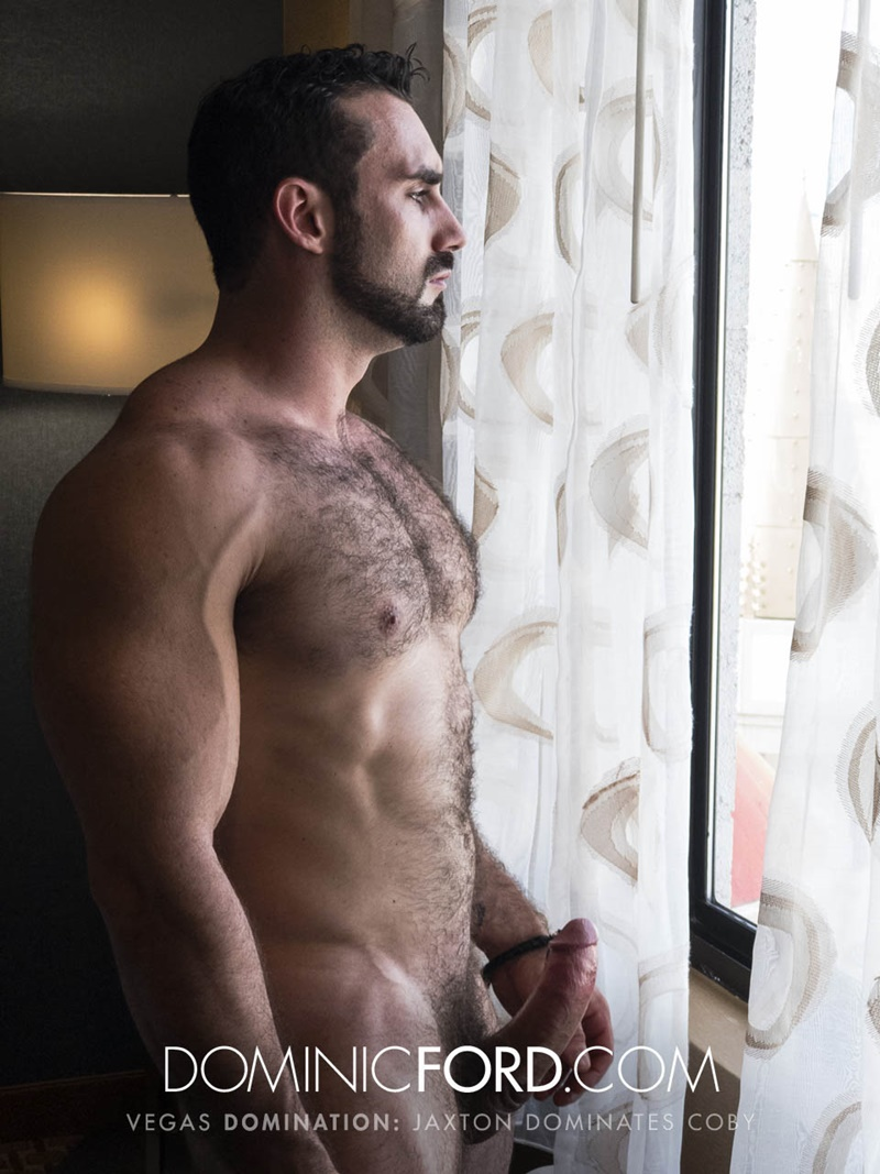 DominicFord Masculine muscular hairy hung aggressive Jaxton Wheeler dominates Coby Mitchell asshole big thick large dick sucking 007 gay porn sex gallery pics video photo - Masculine muscular hairy hung and aggressive Jaxton Wheeler dominates Coby Mitchell's asshole