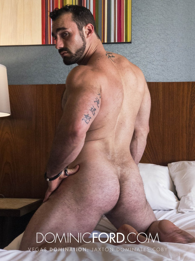 DominicFord Masculine muscular hairy hung aggressive Jaxton Wheeler dominates Coby Mitchell asshole big thick large dick sucking 008 gay porn sex gallery pics video photo - Masculine muscular hairy hung and aggressive Jaxton Wheeler dominates Coby Mitchell's asshole