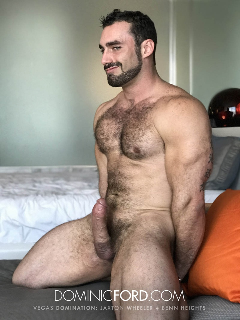 DominicFord Masculine muscular hairy hung aggressive Jaxton Wheeler dominates Coby Mitchell asshole big thick large dick sucking 009 gay porn sex gallery pics video photo - Masculine muscular hairy hung and aggressive Jaxton Wheeler dominates Coby Mitchell's asshole