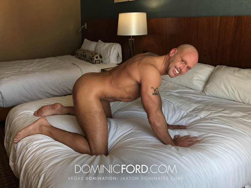 DominicFord Masculine muscular hairy hung aggressive Jaxton Wheeler dominates Coby Mitchell asshole big thick large dick sucking 012 gay porn sex gallery pics video photo - Masculine muscular hairy hung and aggressive Jaxton Wheeler dominates Coby Mitchell's asshole