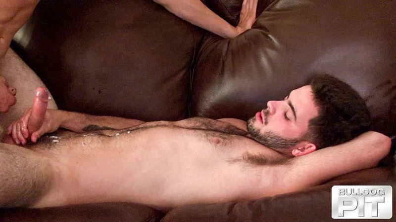 BulldogPit gay porn nude dude sex pics Xavier Daniels Josh Long huge cock deep tight hairy hole anal rimming young studs fuck 018 gay porn sex gallery pics video photo - Xavier Daniels put Josh Long on all fours pressing his huge cock deep into his tight hairy hole