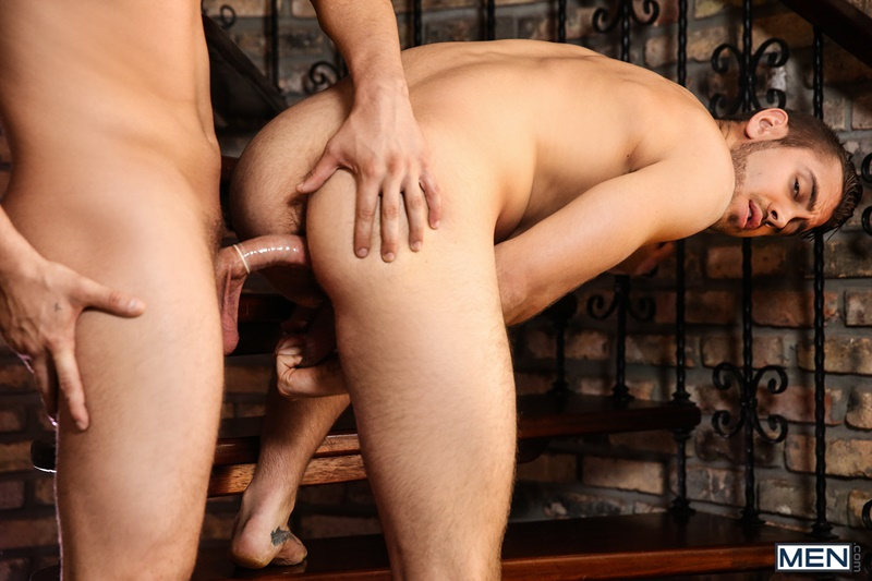 Men gay porn Anal Big Dick Blowjob Muscle Men Hunk Straight Guy sex pics Zeus Michaels Dante Colle 017 gallery video photo - Zeus Michaels' big thick cock splits Dante Colle's tight smooth ass cheeks