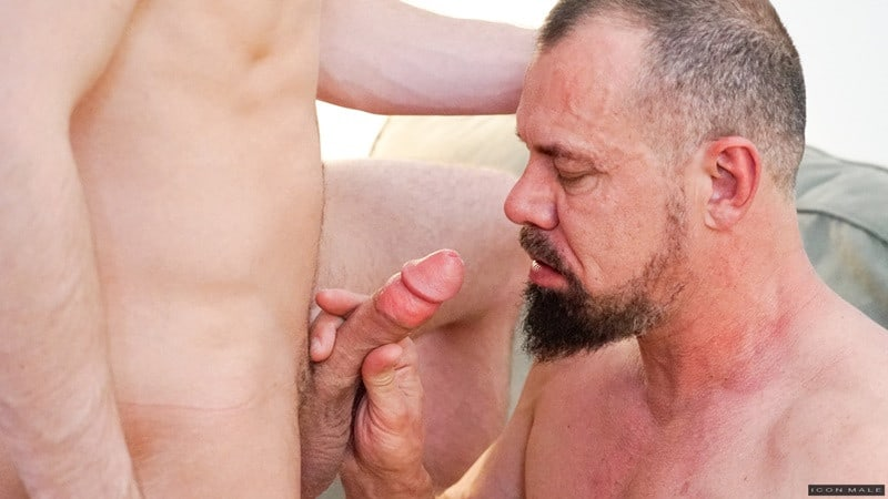 IconMale Young stud JD Phoenix big daddy lover Max Sargent fucks bubble butt ass hole rimming 005 gallery video photo - Young stud JD Phoenix gets his big daddy loving from Max Sargent who fucks him hard
