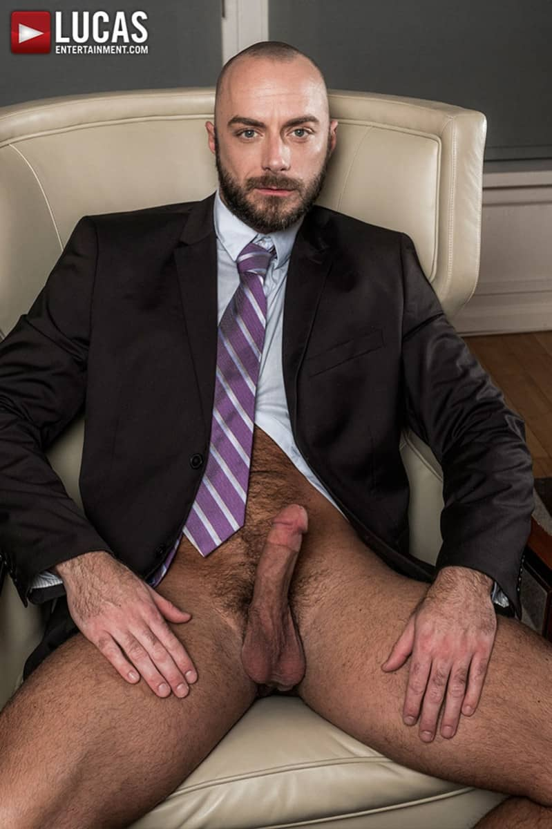 LucasEntertainment Jessie Colter bareback ass fucked raw dick sex toys anal beads dylan james 006 gallery video photo - Suited gay ass fucking Jessie Colter and Dylan James enjoy a hot anal beads ass fucking session